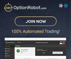 Binary options robot software