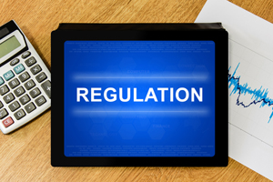 Binary options that are regulated