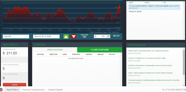 Bo capital binary options robot