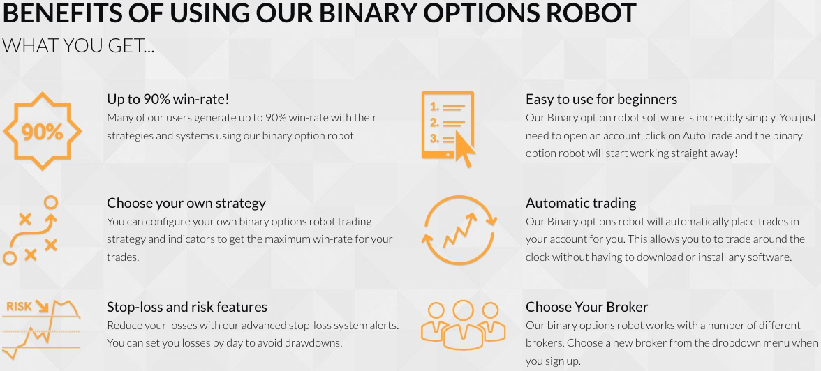Binary options in the u strategy book