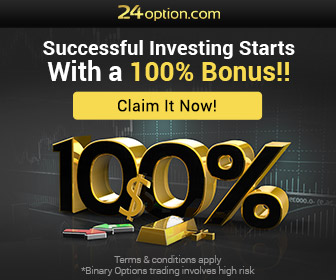 Binary options banners