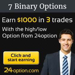 Binary option banners