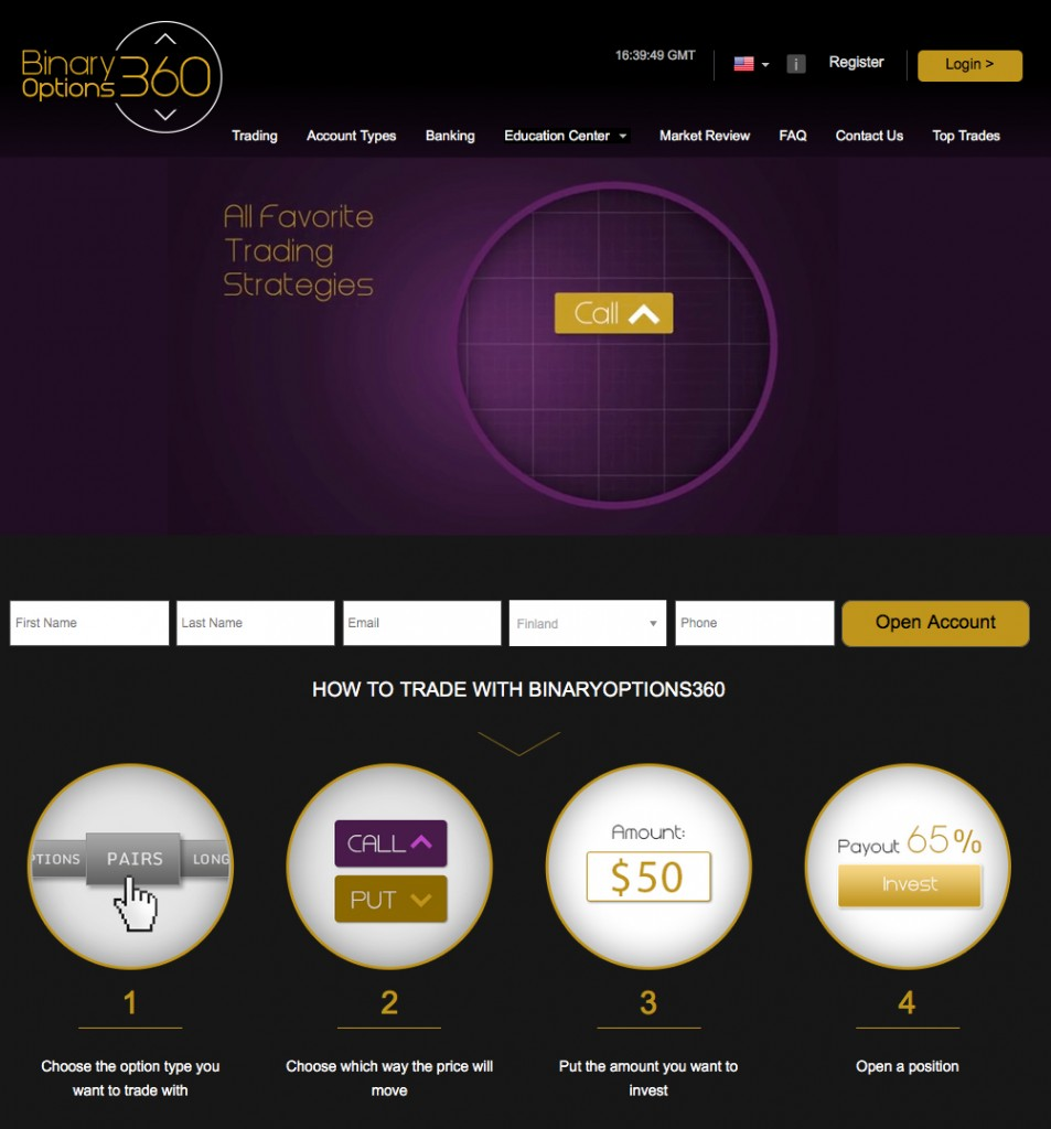 Binary options 360 scam quadrella betting explained photos