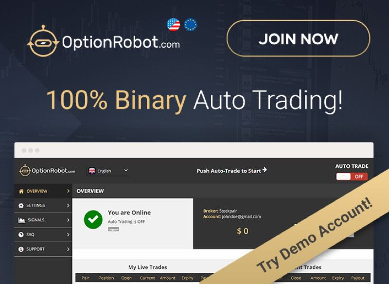 Best binary auto trader 2016