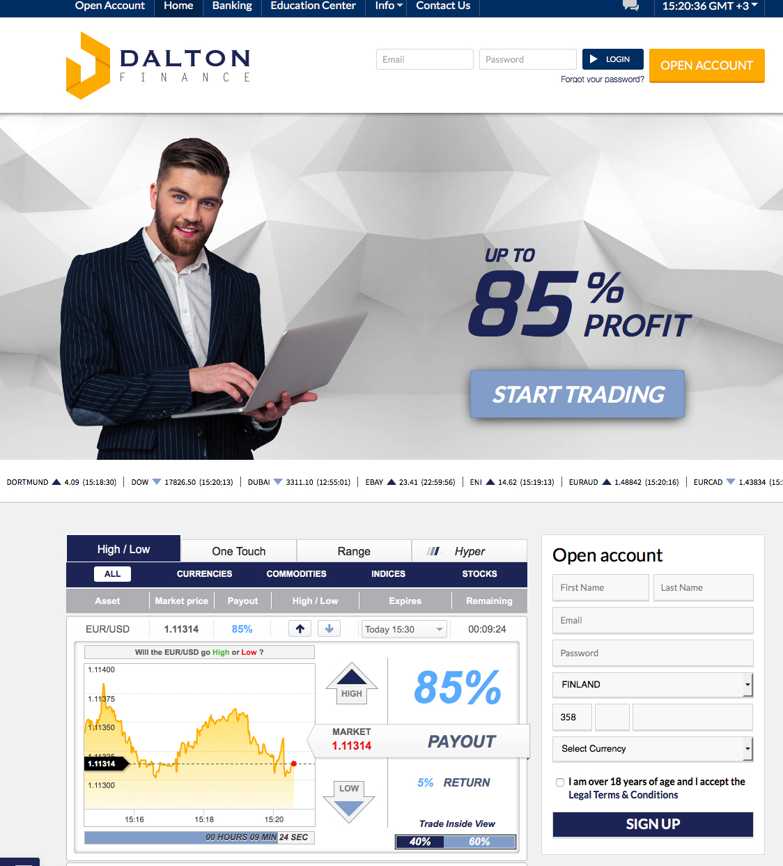 7 binary options review