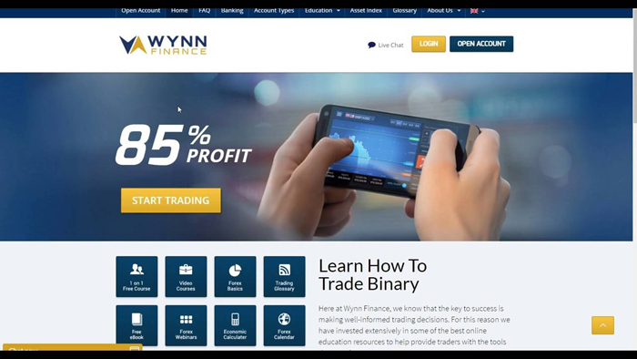 wynnfinance
