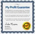 My Profit Guarantee