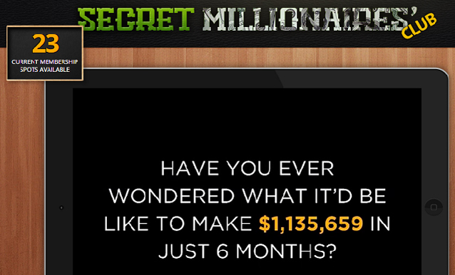 Binary option trading millionaires