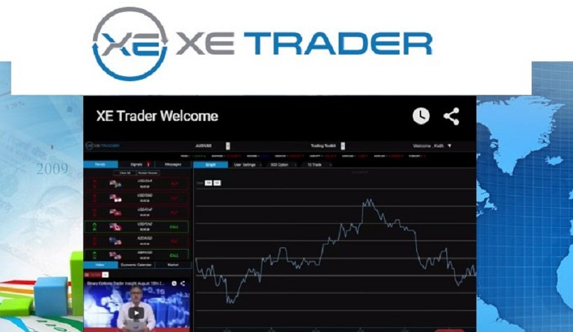 XE-Trader screenshot