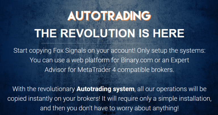 Binary options experts signals from space zac efron bet on it vimeo plus