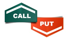 Call Put Clipart