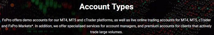 Account TypesBroker