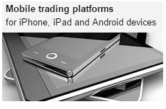 Mobile Trading Platforms Available