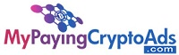 My Paying Crypto Adds Logotype