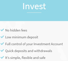No hidden fees low minimum deposit