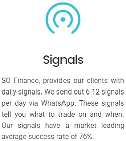 Signals Whatsapp