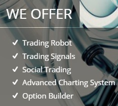 What we offer options