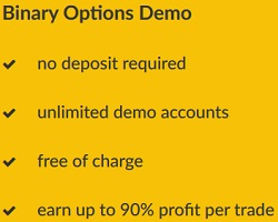 Demo Account Binary Options