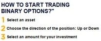 How to Start Trading Select Asset