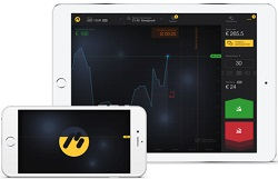 Mobile Trading Tablet Android